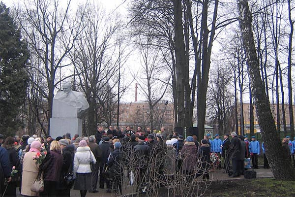 Opening ceremony of Korolev's Museum, 2007-01 (C) Natalia Remizova