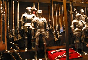 Exhibition in Armoury Chamber, Kremlin, Moscow