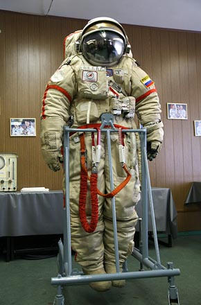 Orlan space suit  Wikipedia